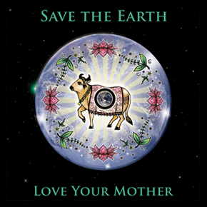 Save the Earth Love your Mother