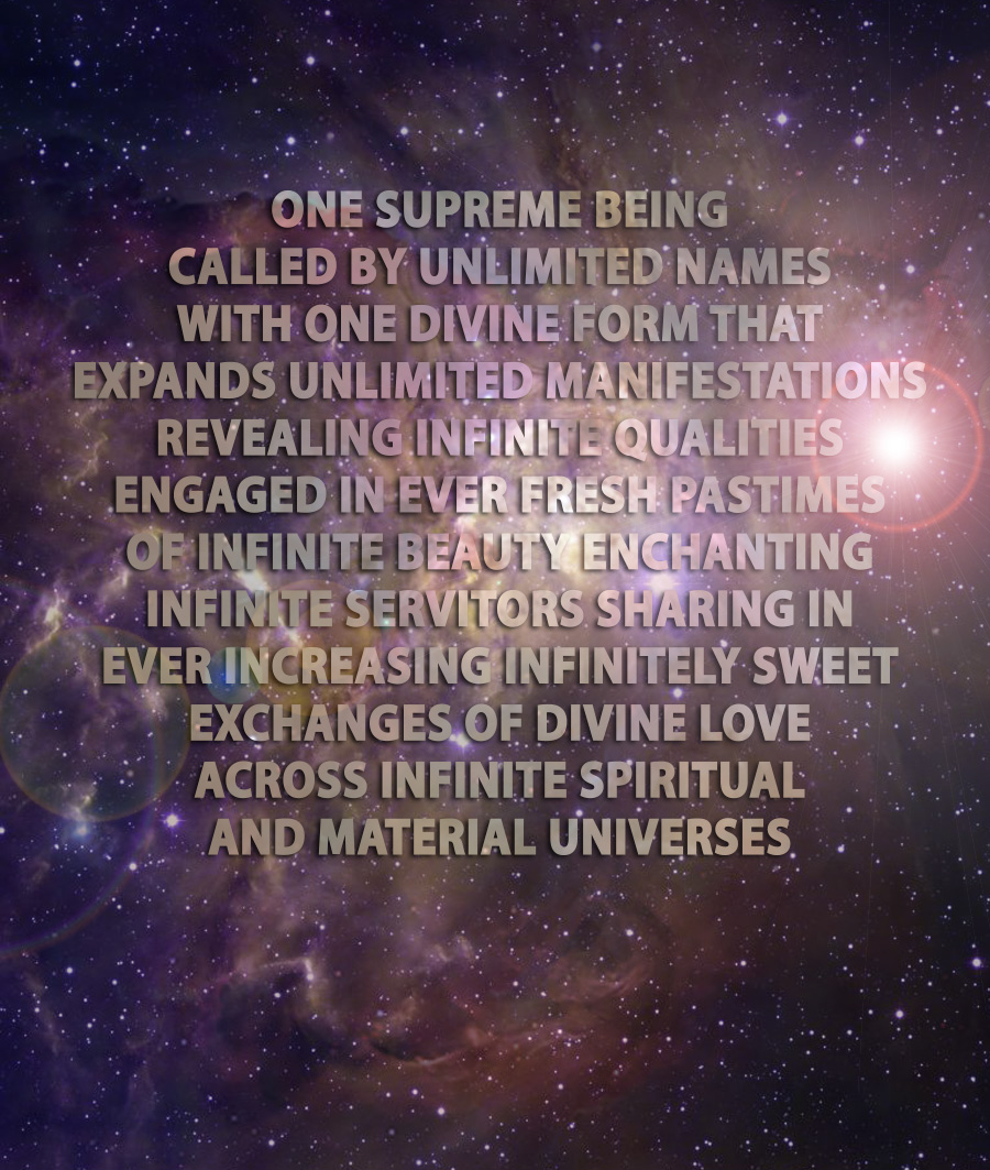 Open Supreme Being